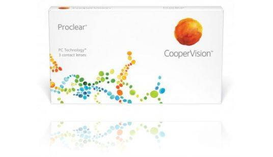 Coopervision Proclear 3 pack