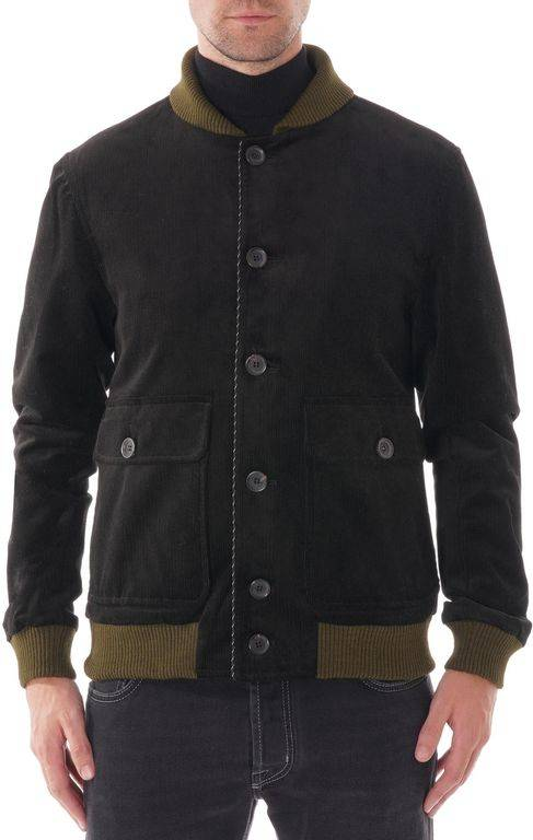 Oliver Spencer Lockton Bmb Jacket - Black Osmj312-blk - Black - Oliver Spencer Jackets