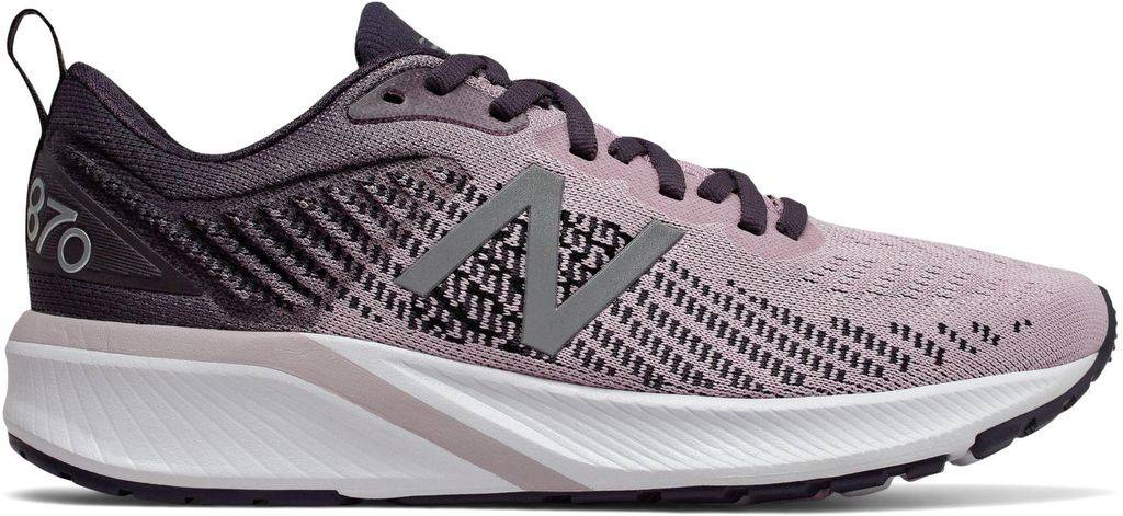 New Balance 870v5 Running Trainers - Pink - New Balance Sneakers