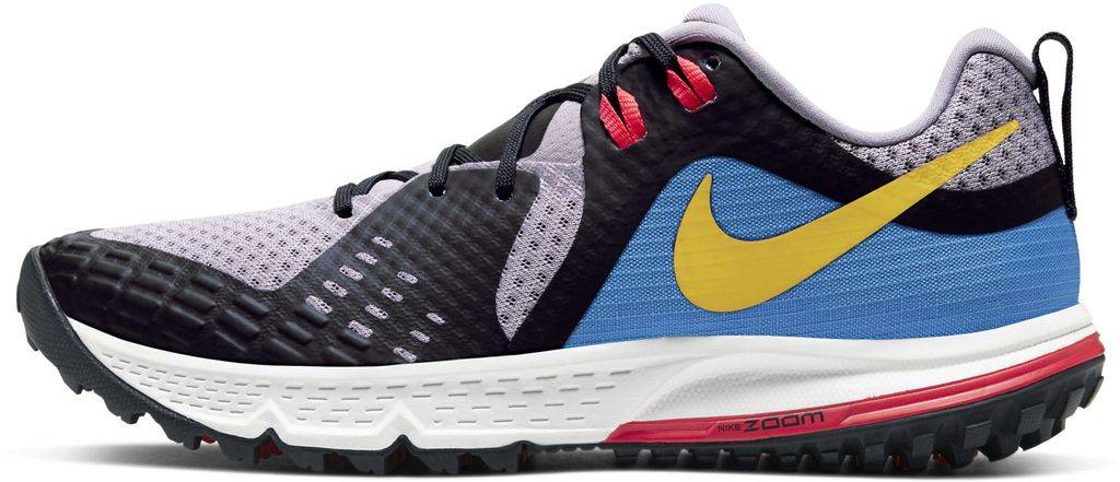 Nike Air Zoom Wildhorse 5 Trail Running Shoe - Gray - Nike Sneakers