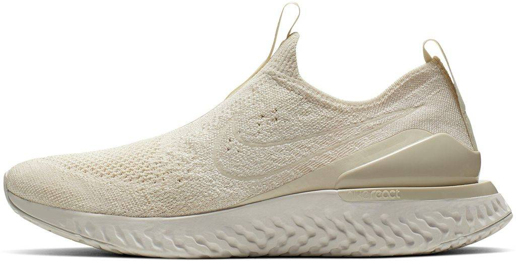 Nike Epic Phantom React Flyknit Running Shoe - Natural - Nike Sneakers