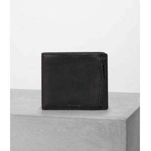 AllSaints Havoc Wallet - Black - AllSaints Wallets
