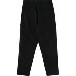 Pro-Ject Tapered Pants - Black - Stone Island Shadow Project Pants