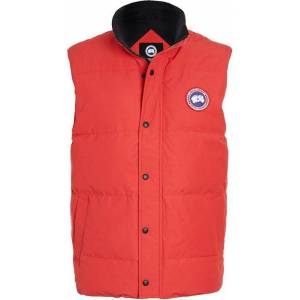 Canada Goose Garson Padded Shell-down Gilet - Red - Canada Goose Jackets
