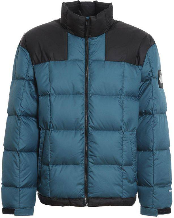 The North Face Lhotse Puffer Jacket - Blue - The North Face Jackets
