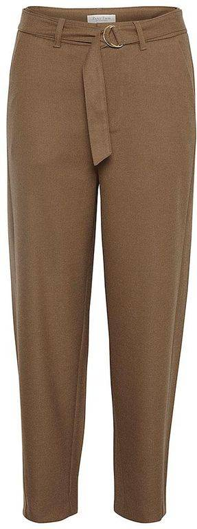Part Two Thansy Casual Trousers - Brown - Part Two Pants
