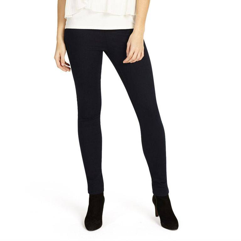 Phase Eight Indigo Amina Darted jeggings - Blue - Phase Eight Pants
