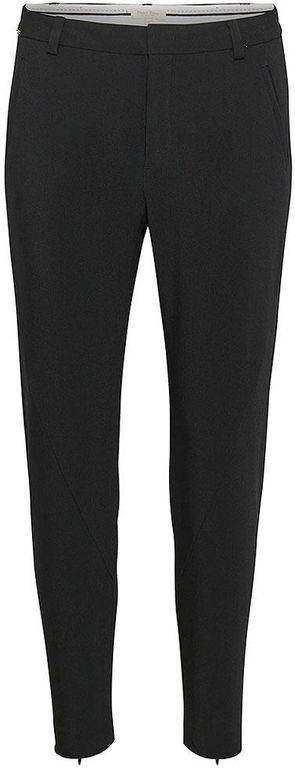Part Two Hikkitas Casual Trousers - Black - Part Two Pants