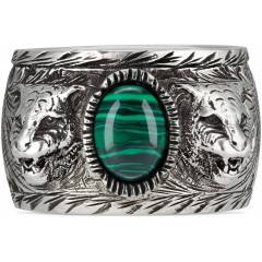 Gucci Garden Sterling-silver Ring - Metallic - Gucci Rings