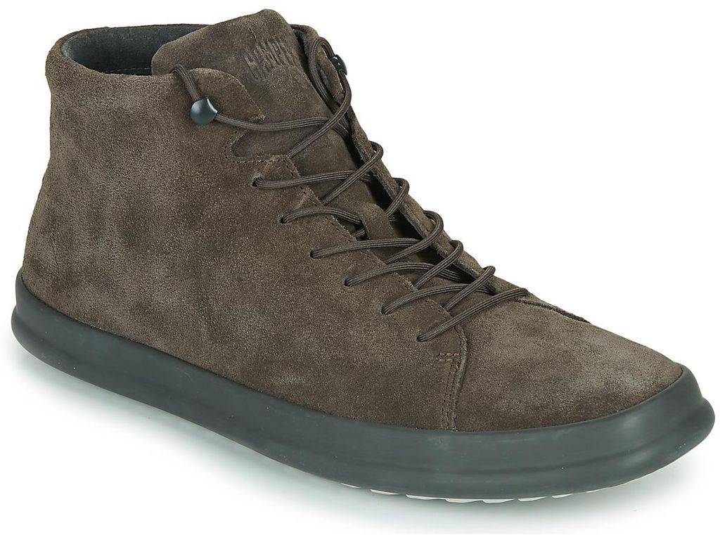 Camper Chasis Sport Shoes (high-top Trainers) - Brown - Camper Boots