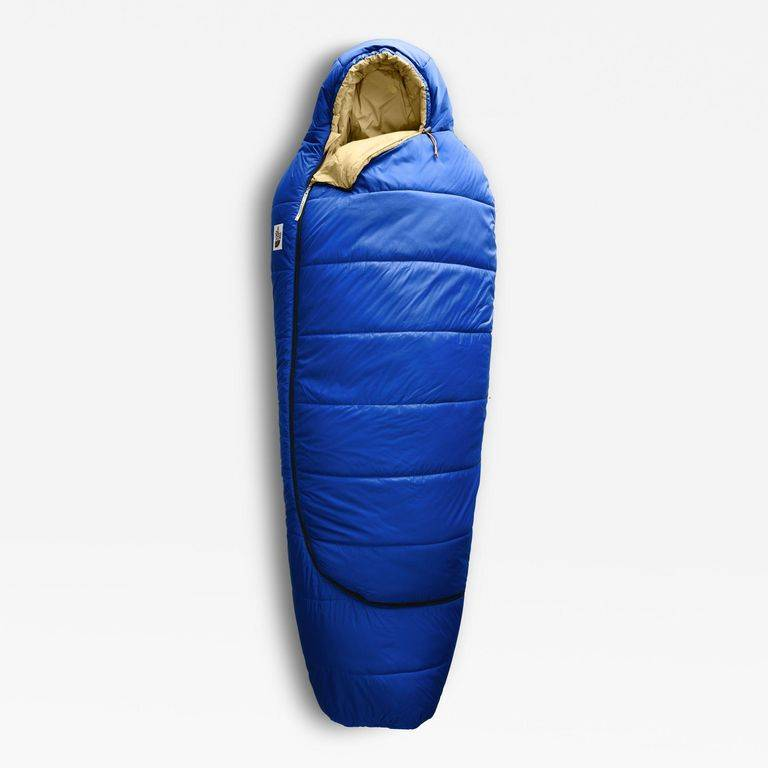 The North Face Eco Trail -7c Synthetic Sleeping Bag - Blue - The North Face Backpacks