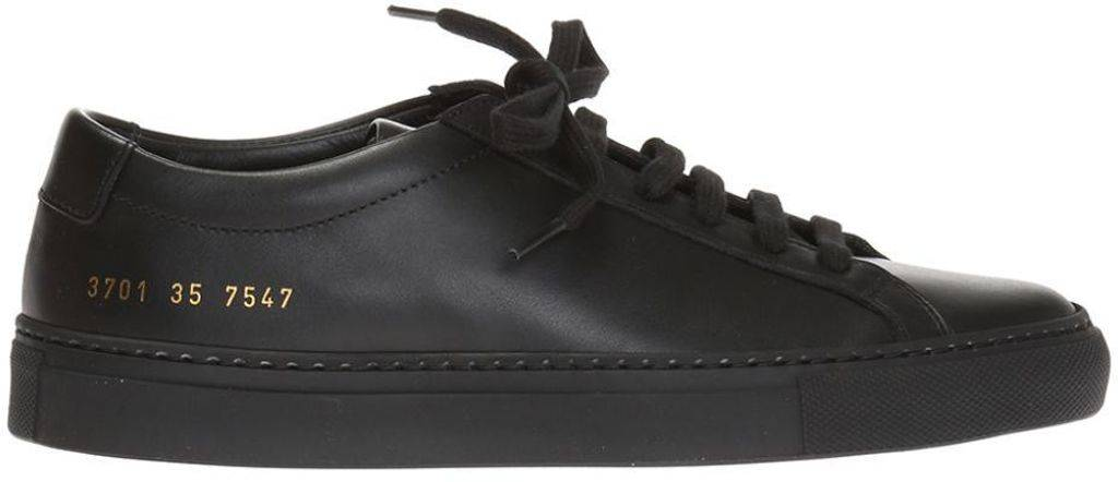 Common Projects Sneakers Achilles - Black - Common Projects Sneakers