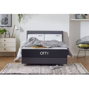 OTTY Hybrid Mattress - Refreshed, Super King Shipping with 14 days