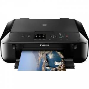 Canon PIXMA MG5750 Colour inkjet multifunction printer A4 Printer, scanner, copier Wi-Fi, Duplex