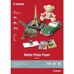 Canon Matte Photo Paper MP-101 7981A005 Photo paper A4 170 g/m² 50 sheet Matt