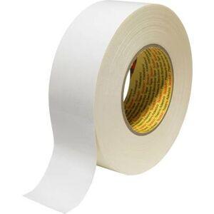 3M 389W100 Cloth tape White (L x W) 50 m x 100 mm 50 m
