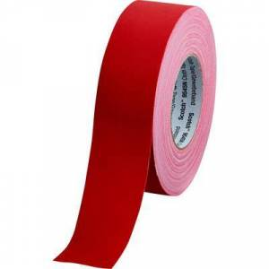 3M 9545NR50 Cloth tape Scotch® Red (L x W) 50 m x 50 mm 50 m