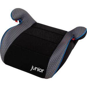 Petex Moritz 202 HDPE ECE R44/04 Child car seat booster cushion Category (child car seats) 2, 3 Grey