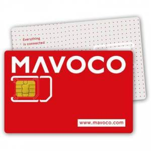 Braun MAVOhome SimCard Prepaid card (no contract)