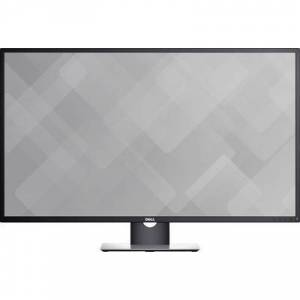Dell Professional P4317Q LED 108 cm (42.51 inch) EEC B (A+++ - D) 3840 x 2160 p UHD 2160p (4K) 8 ms HDMI™, USB 3.0, VGA, RS232, DisplayPort, Mini DisplayPort,