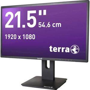 Terra LED 2256W PV LED 54.6 cm (21.5 inch) EEC A+ (A++ - E) 1920 x 1080 p Full HD 5 ms DisplayPort, Audio line in, VGA ADS LED