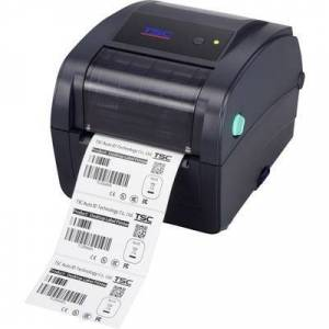 TSC TC200 Label printer Thermal transfer 203 x 203 dpi Max. label width: 118 mm USB, RS-232, Parallel, LAN