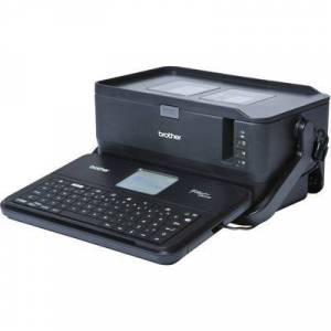 Brother P-Touch D800W Label printer Suitable for scrolls: TZe, HSe, HGe, FLe 3.5 mm, 6 mm, 9 mm, 12 mm, 18 mm, 24 mm, 36 mm