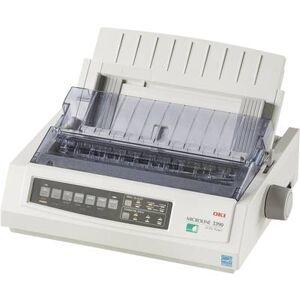 OKI ML3390 eco Dot matrix printer 390 chars/s 24-pin dot-matrix printer head, Narrow feed, 80 char printing width USB, Parallel
