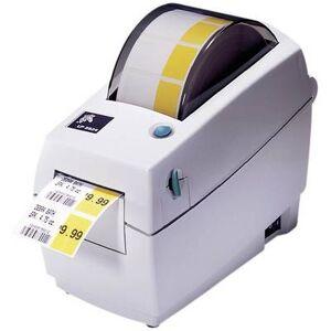 Zebra TLP 2824 Plus Label printer Thermal transfer 203 x 203 dpi Max. label width: 60 mm USB, RS-232