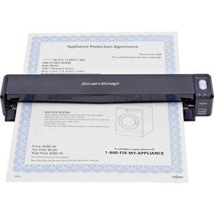 Fujitsu ScanSnap iX100 Portable document scanner A4 600 x 600 dpi 10 pages/min USB, Wi-Fi 802.11 b/g/n