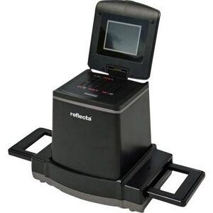 Reflecta x120 Scan Negative scanner 14 MP PC-free digitizing, Display, Medium format (film), Memory card slot