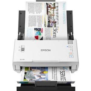 Epson WorkForce DS-410 Duplex document scanner A4 600 x 600 dpi 26 pages/min, 52 IPM USB