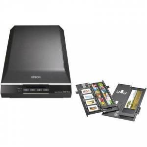 Epson Perfection V600 Photo Flatbed scanner A4 6400 x 9600 dpi USB Documents, Photos, Slides, Negative film