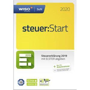 WISO steuer:Start 2020 (DVD-Box) Full version, 1 license Windows Control