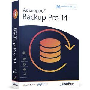 Ashampoo Backup Pro 14 Full version, 3 licences Windows Backup