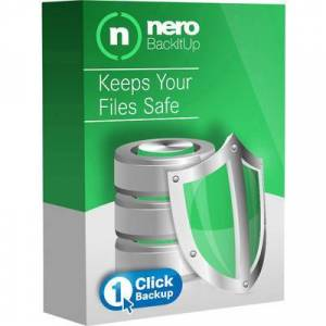 Nero BackItUp SE CD Pack - OEM Full version, 1 licence Windows Backup