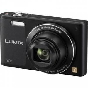Panasonic DMC-SZ10EG-K Digital camera 16 MP Optical zoom: 12 x Black