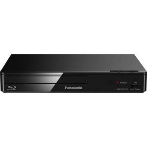 Panasonic DMP-BDT167 3D Blu-ray player Full HD upscaling Black