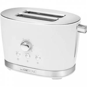 Clatronic TA3690 Toaster with home baking attachment White