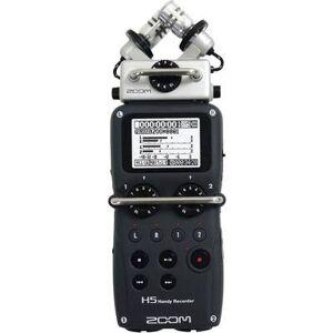 Zoom H5 Portable audio recorder Black