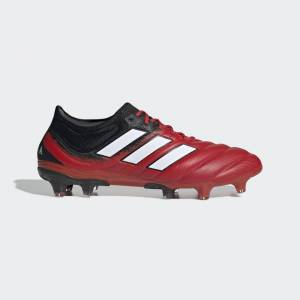 adidas Copa 20.1 Firm Ground Boots Copa 20.1 Firm Ground Boots  - Active Red / Cloud White / Core Black [Women]