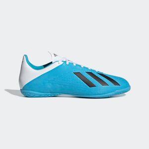 adidas X 19.4 Indoor Boots X 19.4 Indoor Boots  - Bright Cyan / Core Black / Shock Pink [Men]