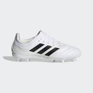 adidas Copa 20.1 Firm Ground Boots Copa 20.1 Firm Ground Boots  - Cloud White / Core Black / Signal Green [Kids]