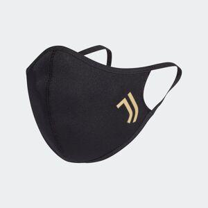 adidas Juventus Face Covers XS/S 3-Pack Juventus Face Covers XS/S 3-Pack  - Black / Matte Gold [Unisex]