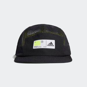 adidas Five-Panel Athletics Cap Five-Panel Athletics Cap  - Black / White / Black [Unisex]