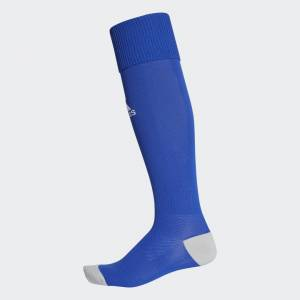 adidas Milano 16 Socks 1 Pair Milano 16 Socks 1 Pair  - Bold Blue / White [Men]