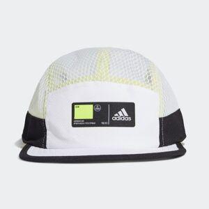 adidas Five-Panel Athletics Cap Five-Panel Athletics Cap  - White / Black / White [Unisex]