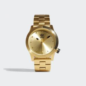 adidas Cypher_M1_SST Watch Cypher_M1_SST Watch  - Collegiate Gold / Black [Unisex]