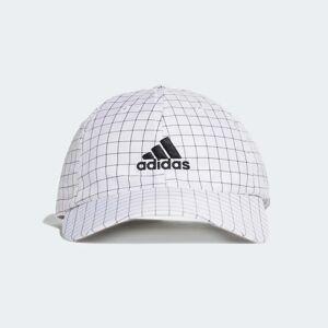 adidas Primeblue Dad Cap Primeblue Dad Cap  - White / White / Black [Unisex]