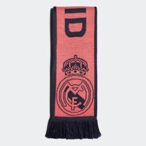 adidas Real Madrid Scarf Unisex Spring Pink / Dark Blue (Adult (M/L))